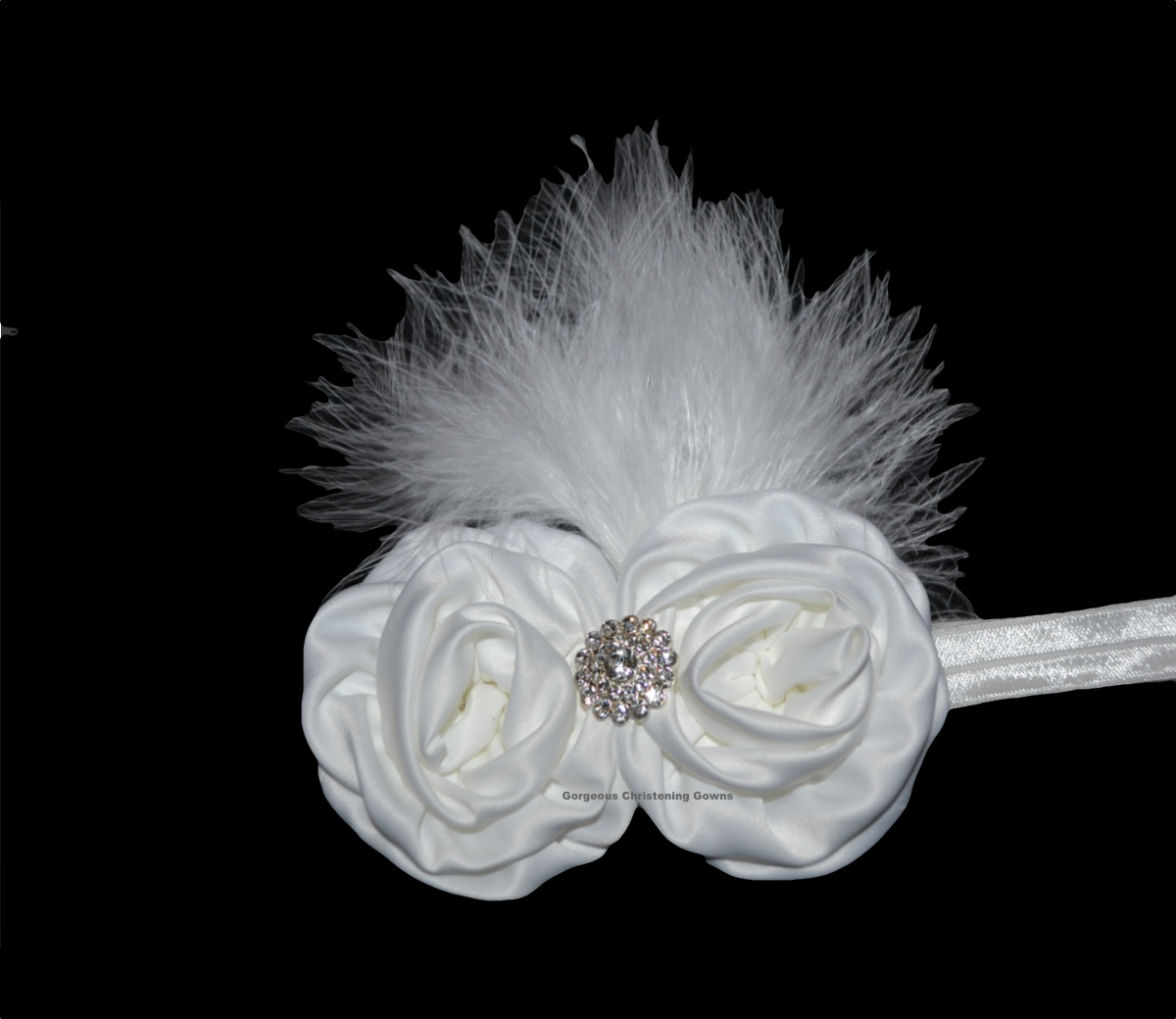 Baby Feather Headband