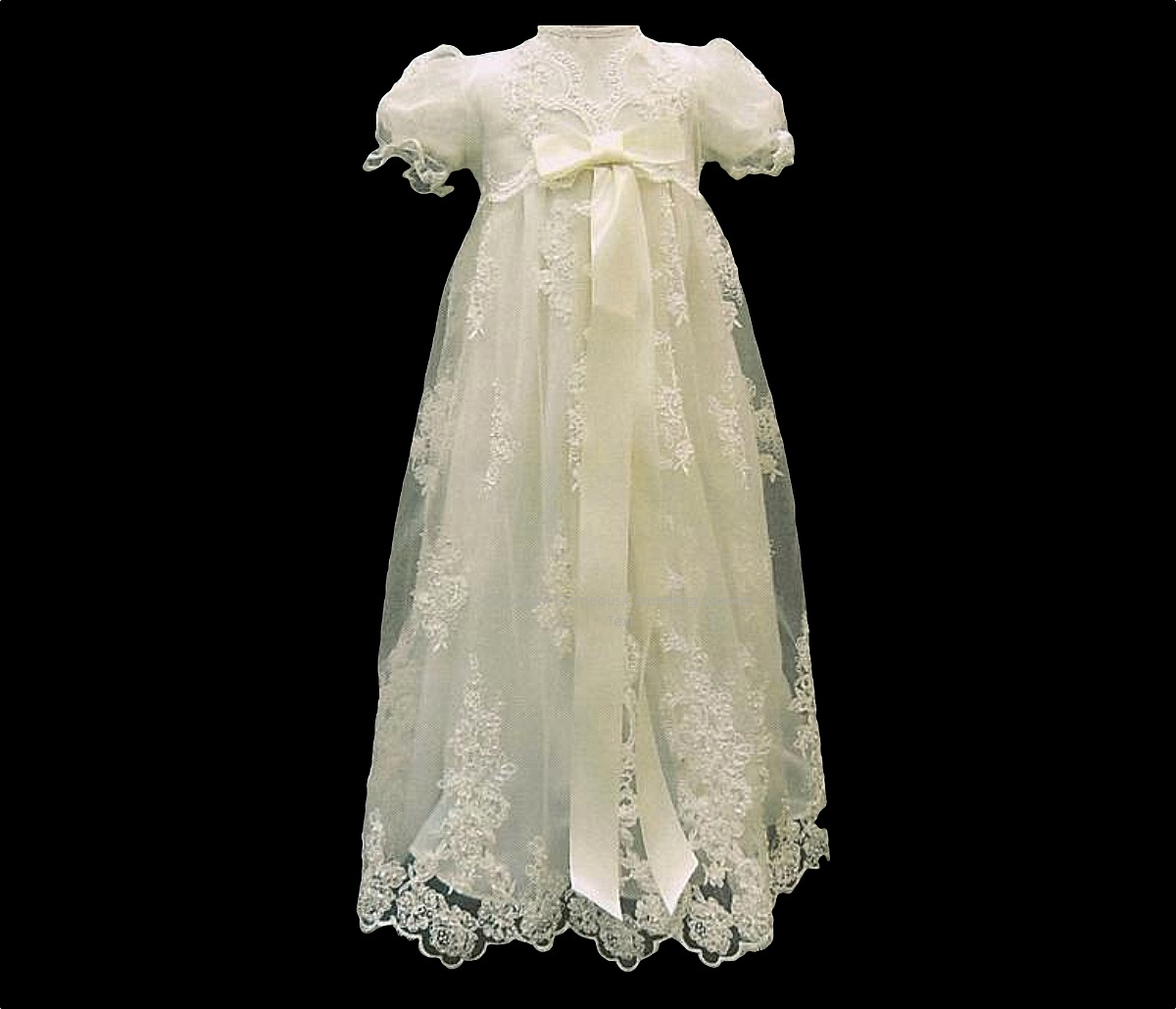 Christening Gowns From Wedding Dresses: Girls Christening Gowns